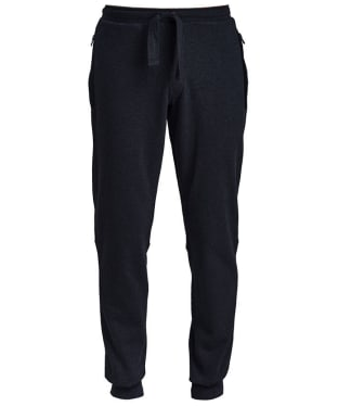 Men's Barbour International Slim Track Sweatpants - Black
