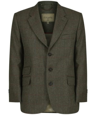 Men's Dubarry Gorse Tweed Tailored Jacket - Regular Length - Moss