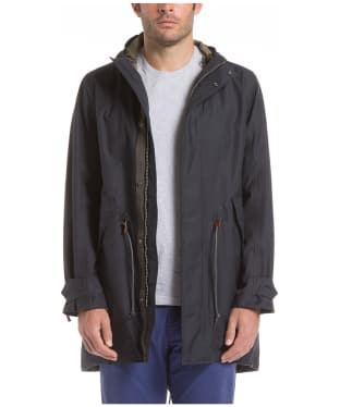 Men's Aigle Cascaid Fishtail Parka - Midnight