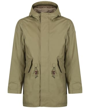 Men's Aigle Cascaid Fishtail Parka - Plane Tree