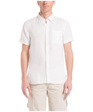 Men's Aigle Rusty Shirt - White
