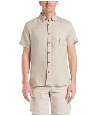 Men's Aigle Rusty Shirt - New Sable