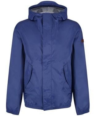 Men's Aigle Travelpack Raincoat - Ink BLue