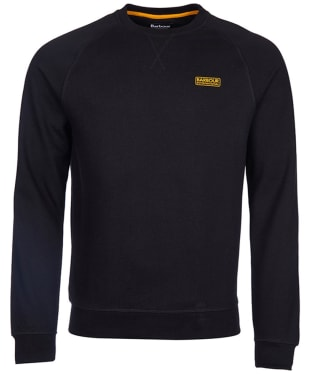 Men's Barbour International Small Logo Crew Neck Sweater
