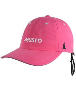 Men's Musto UV Fast Dry Crew Cap - Hot Pink