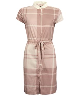 Women's Barbour Ewan Dress - Ice Rose