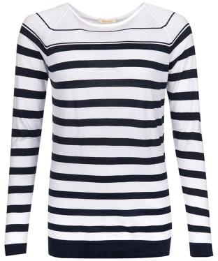 Women's Barbour Chock Stripe Knit Sweater