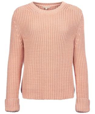 Women's Barbour Clove Hitch Sweater - Marigold