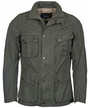 Men's Barbour International Smokey Tailored Jacket - Forest