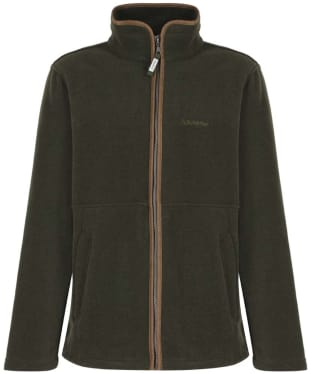 Men's Schoffel Cottesmore II Fleece Jacket - Forest Green