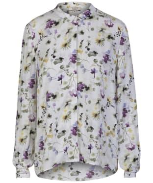Women's Aigle Towson Shirt - Jasmin Print