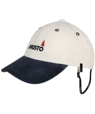 Musto Evolution Original Crew Cap - Antique Sail White 0f6f9658eb7f