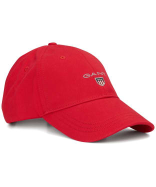 Men's GANT Twill Cap - Bright Red