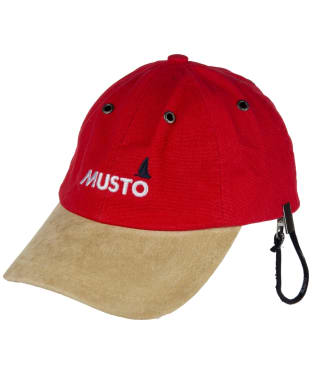 Musto Evolution Original Crew Cap - True Red