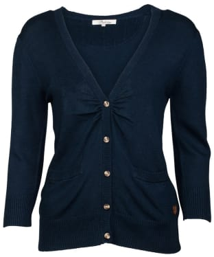 Women's Dubarry Clarecastle Cardigan - Navy