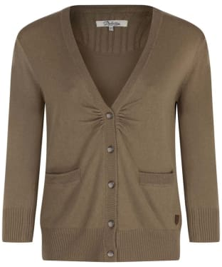 Women's Dubarry Clarecastle Cardigan - Cafe