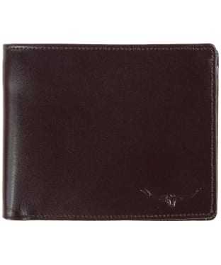 Men's R.M. Williams Tri-Fold Wallet - Yearling leather - Chestnut