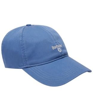 Men's Barbour Cascade Sports Cap - Sea Blue