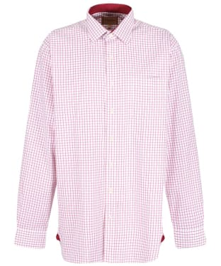 Men's Schoffel Cambridge Shirt - Red