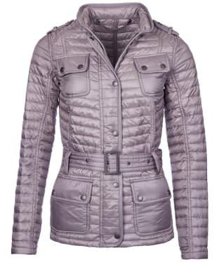Women's Barbour International Leaf Spring Quilted Jacket