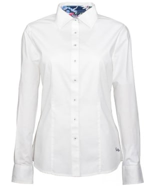 Women's Dubarry Petunia Shirt - White