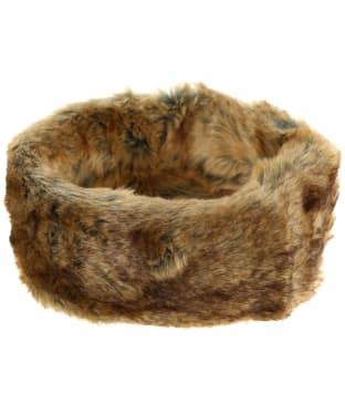 Women's Dubarry Faux Fur Headband - Chinchilla