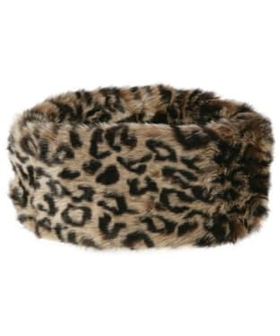 Women's Dubarry Faux Fur Headband - Leopard