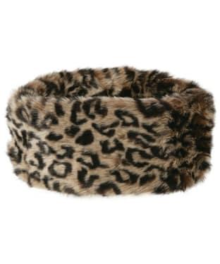 Women's Dubarry Faux Fur Headband - Leopard