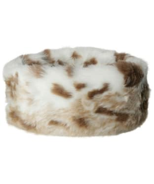 Women's Dubarry Faux Fur Headband - Lynx