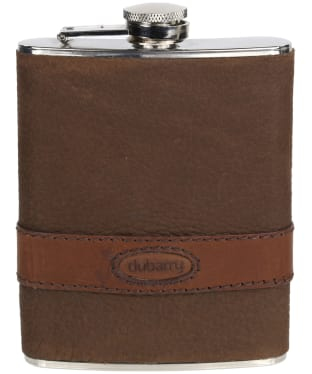 Dubarry Rugby Hip Flask - No Colour