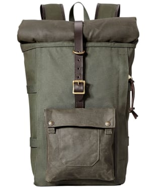 Filson Roll Top Backpack - Otter Green