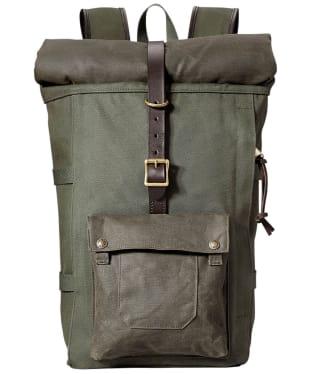 Filson Roll Top Backpack - Otter Green