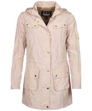 Women's Barbour International Delter Casual Jacket - Dark Pearl