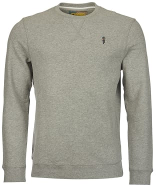 Men's Barbour Steve McQueen Crown Crew Neck Jumper