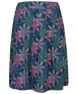 Women's Seasalt Morish's Beach Skirt - Textured Daisy Galley