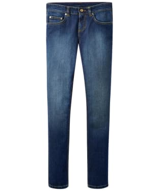 Women's Joules Brigitte Straight Leg Jeans - Dark Denim