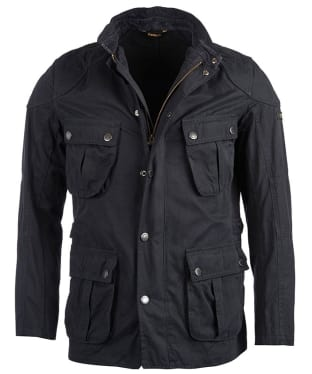 Men's Barbour International Lockseam Casual Jacket - Navy