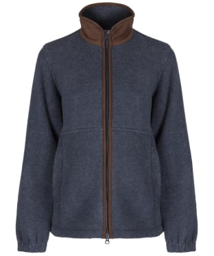 Women's Alan Paine Aylsham Fleece - Dark Navy