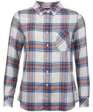 Women's Barbour Brae Check Shirt