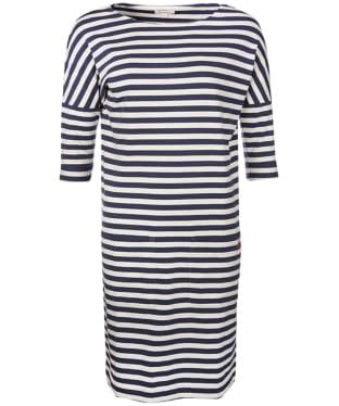Women's Barbour Brae Stripe Tunic Dress