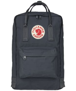"Fjallraven Kanken Laptop 15"" Bag - Graphite"