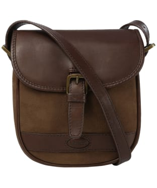 Women's Dubarry Ballymena Small Leather Bag - Walnut