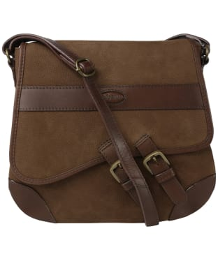 Women's Dubarry Boyne Cross Body Bag - Walnut