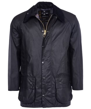 Men's Barbour Beaufort Jacket - Black