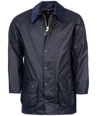 Men's Barbour Beaufort Jacket - Navy