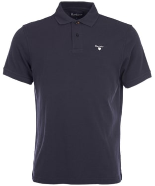 Men's Barbour Sports Polo 215G - Navy