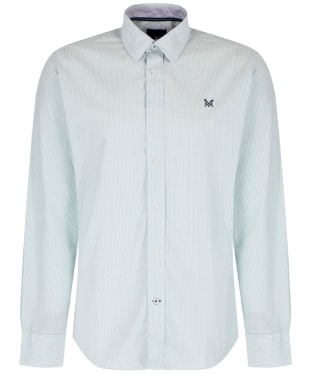 Men's Crew Clothing Cranborne Classic Shirt - Spring Green
