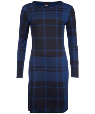 Women's Barbour Orkney Dress - Navy