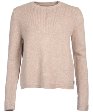 Women's Barbour Stratus X-back Crew Neck Sweater