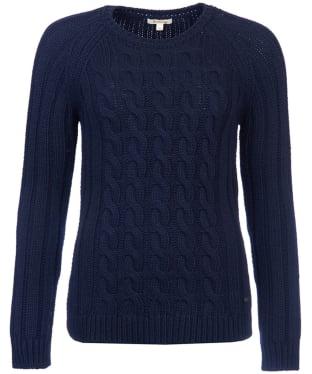 Women's Barbour Crossrail Knit Sweater